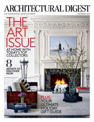 Top 50 Design Magazines In Usa Architectural Digest