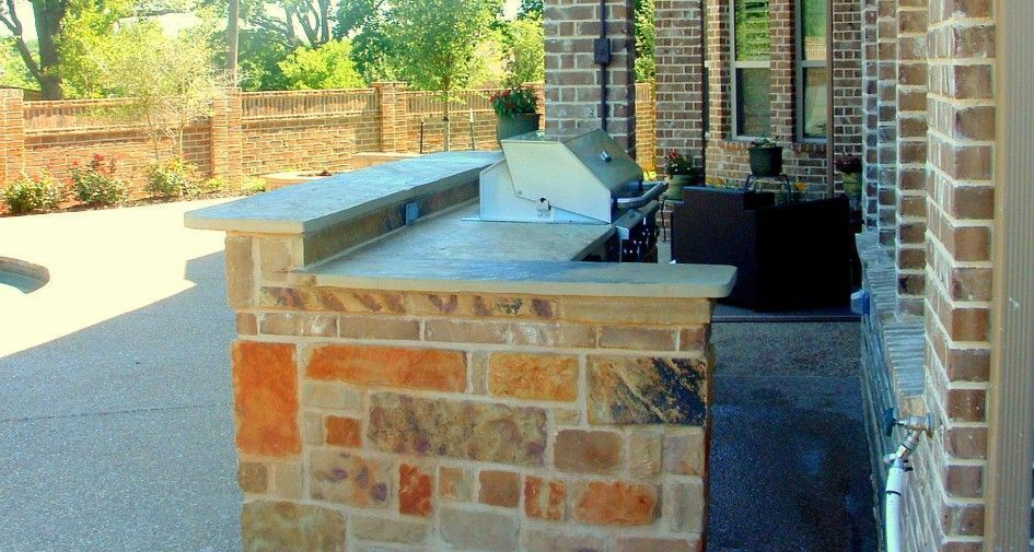 Marvelous Frisco Outdoor Kitchen Designer With Concrete Outdoor Kitchen C Outdoor Kitchen Countertops Concrete Outdoor Kitchen Outdoor Kitchen Design
