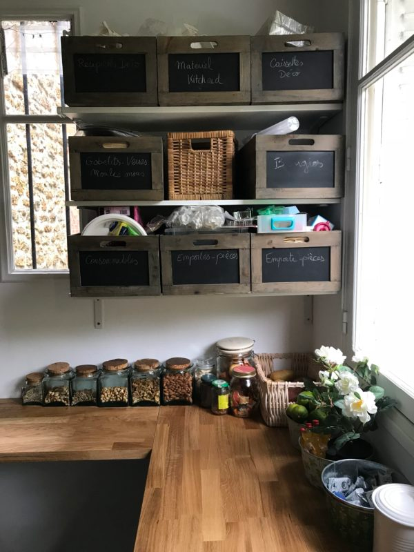 Une arrière-cuisine : la pièce qu'on adore en 2020   Cuisine, Ciloubidouille, Arriere