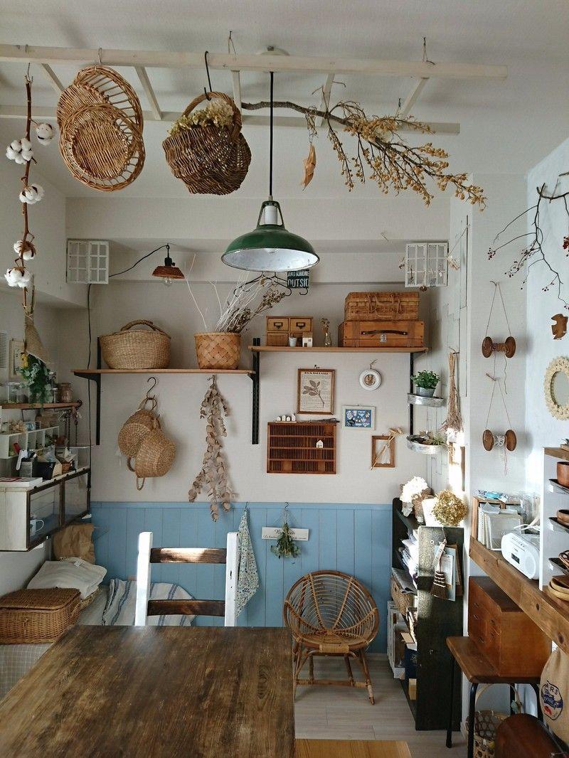 板選びや貼り方も現状回復可能な、かもめ食堂風の板壁をDIYしました!|LIMIA (リミア)