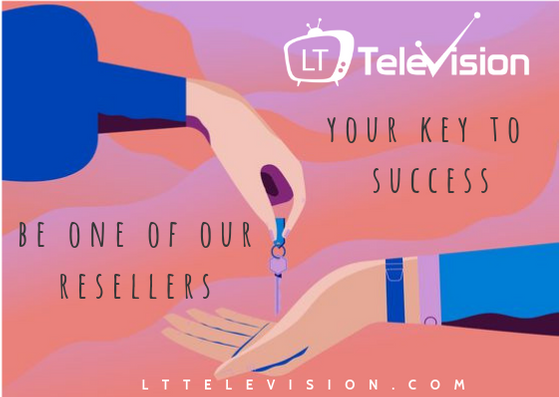 We are LT Television and we are handing you the key to your success