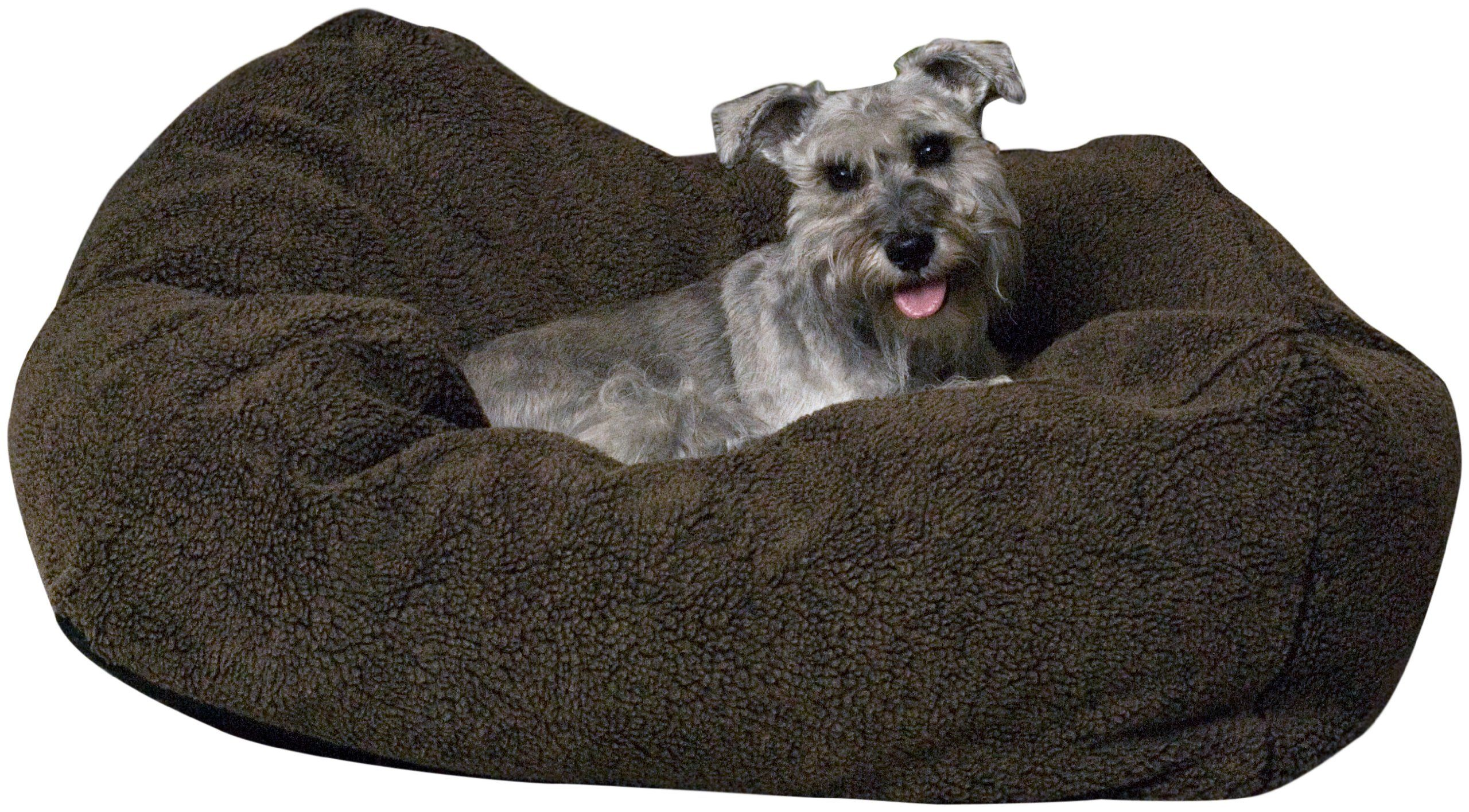 K&H Manufacturing Cuddle Cube Pet Bed, Large 32Inch by 32