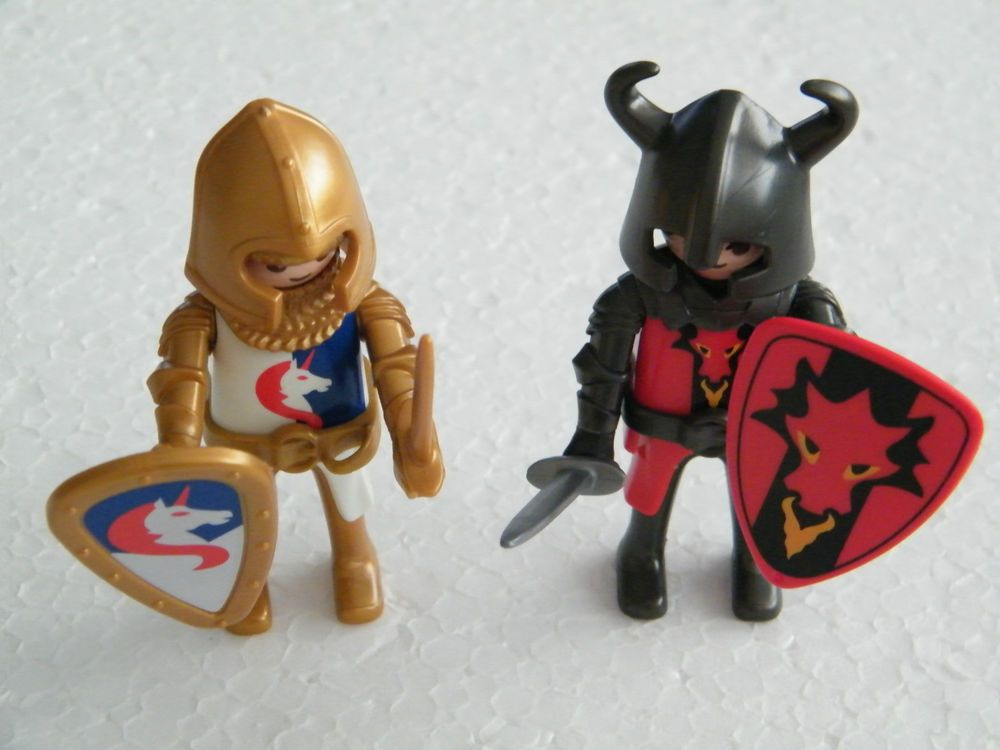 playmobil 5815 unicorn  dragon knight knights ritter