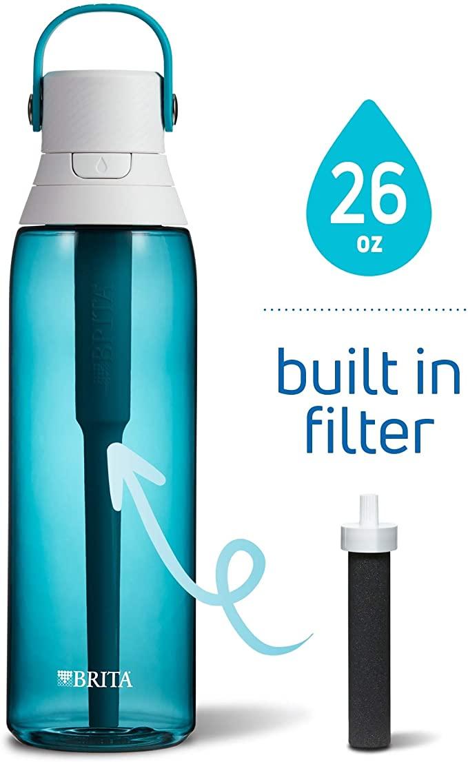 Side Filling Filtered Water Bottle Fill It Up In A Water Fountain Filtered Water Bottle Water Bottle Water Filtration Bottle