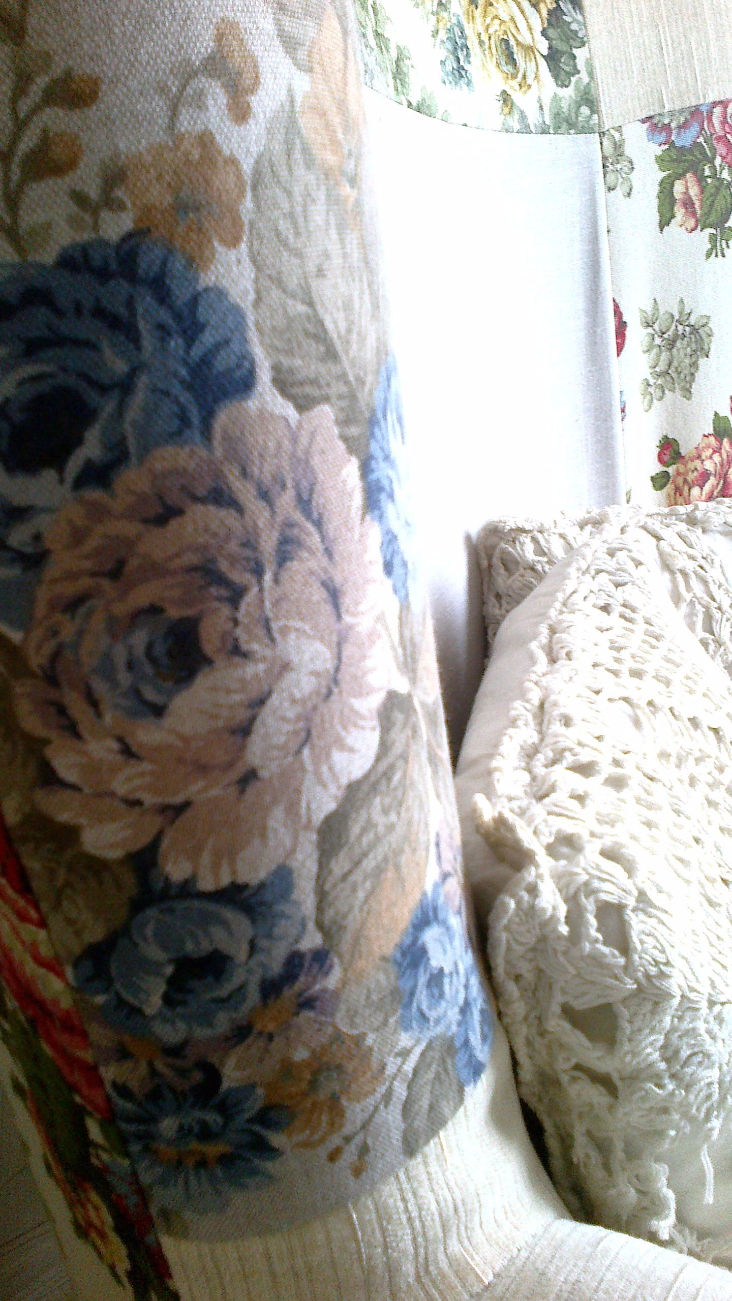 the loveliest armchair | Throw pillows, Pillows, Armchair