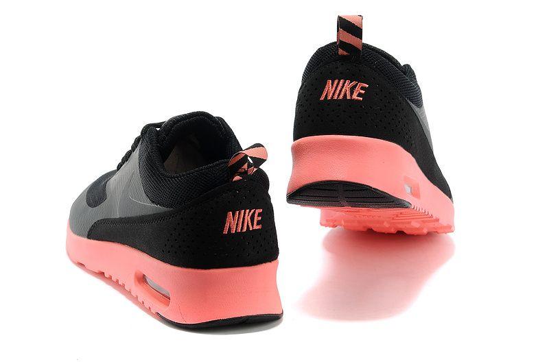 Nike Air Max Thea Print Homme gris Noir
