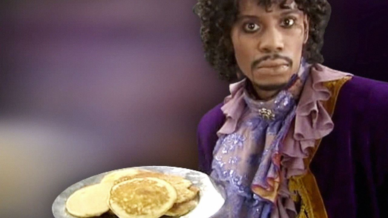 The Cover Art For Prince's New Single Is Just Dave Chappelle As Prince And It's Perfect