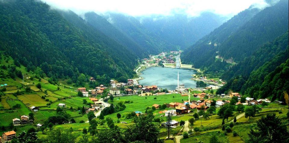 Karadeniz Ormanları - Picture of Sumela Monastery, Trabzon ...