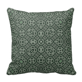 Get your own customized pillow with abstract Pattern.