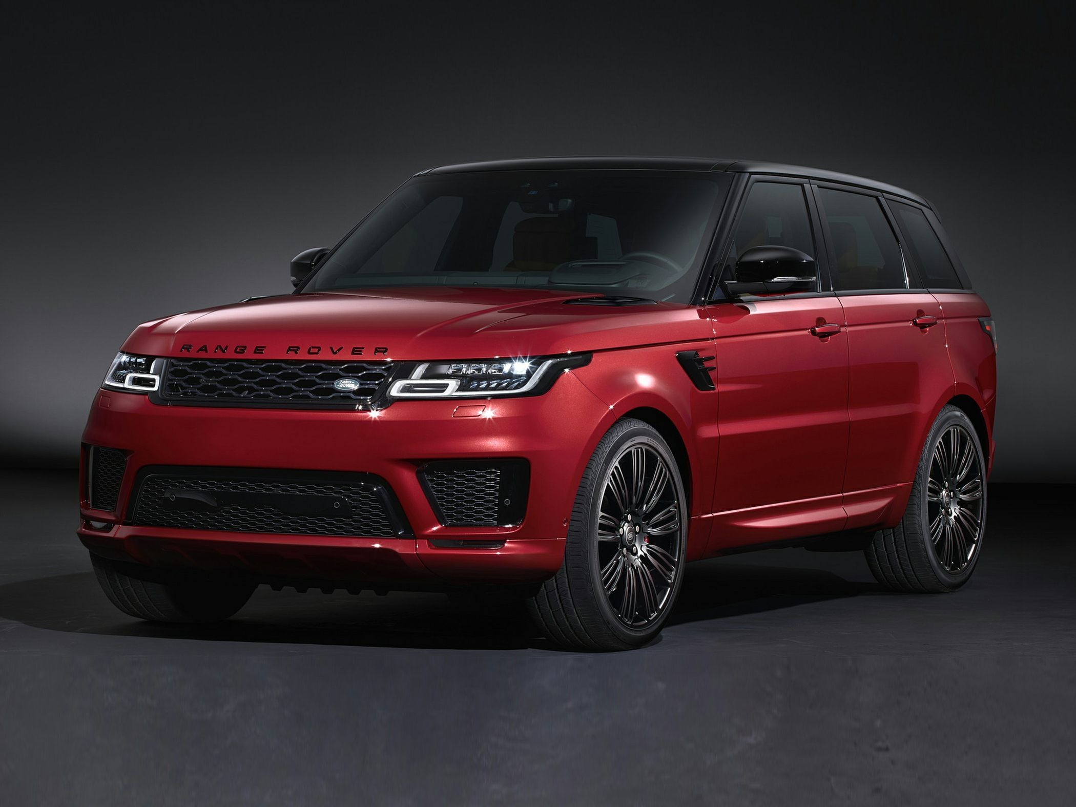 2019 Range Rover Sport Towing Capacity Driving Impressions