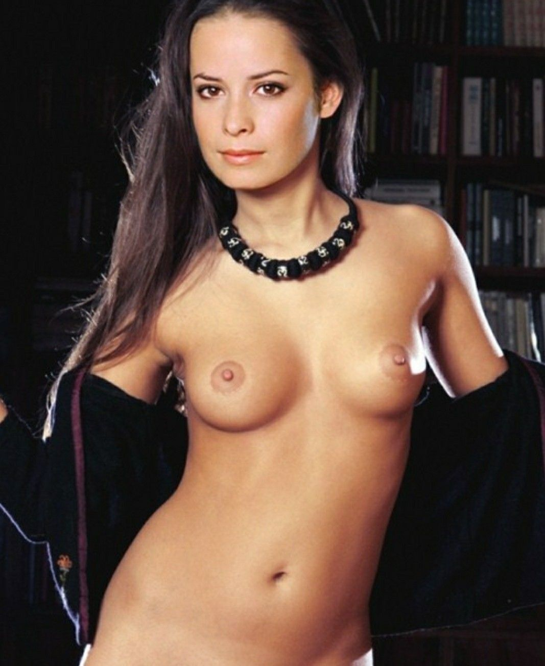 Holly marie combs nude free