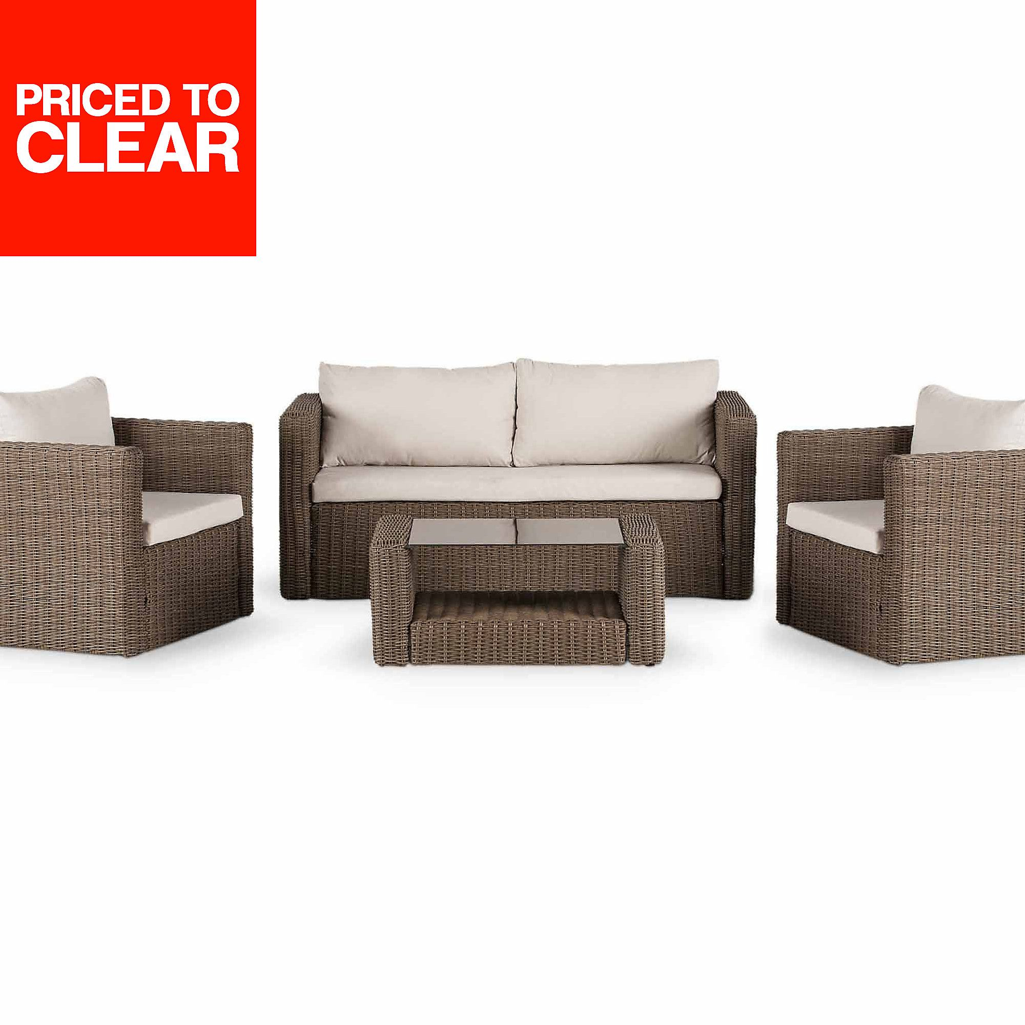 Best Clearance Outdoor Furniture Sets Coffee Table Setting 400 x 300
