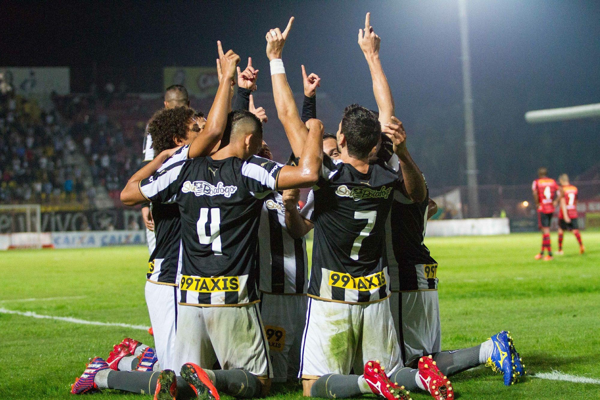 O Time A Ser Batido Botafogo Iguala Melhor Campanha Em