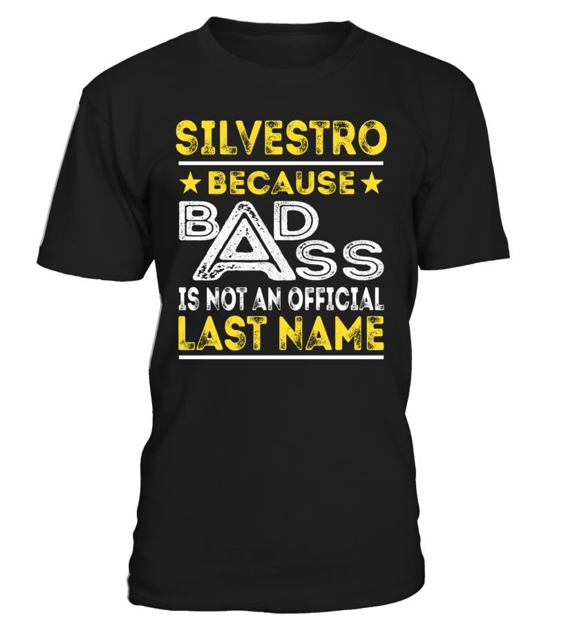 SILVESTRO - Badass #Silvestro