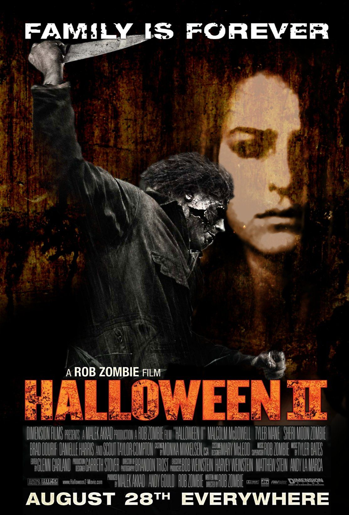 Image Gallery Halloween 2 Poster