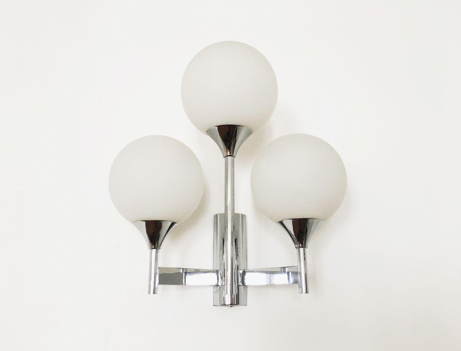 Led Wandbeleuchtung Led Spiegelleuchte Wandleuchte Chrom Design Badlampe Badleuchte On Off Schalter Wandleuchte Bad I Wandlampe Wandbeleuchtung Wandleuchte