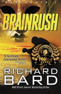 BRAINRUSH can now add the coveted Editor's Choice Award from TopShelf Magazine for the month of September 2016.
