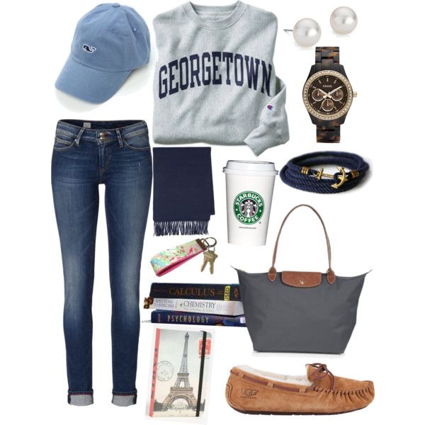 5c8b56cbca Comfy School Outfit in 2019