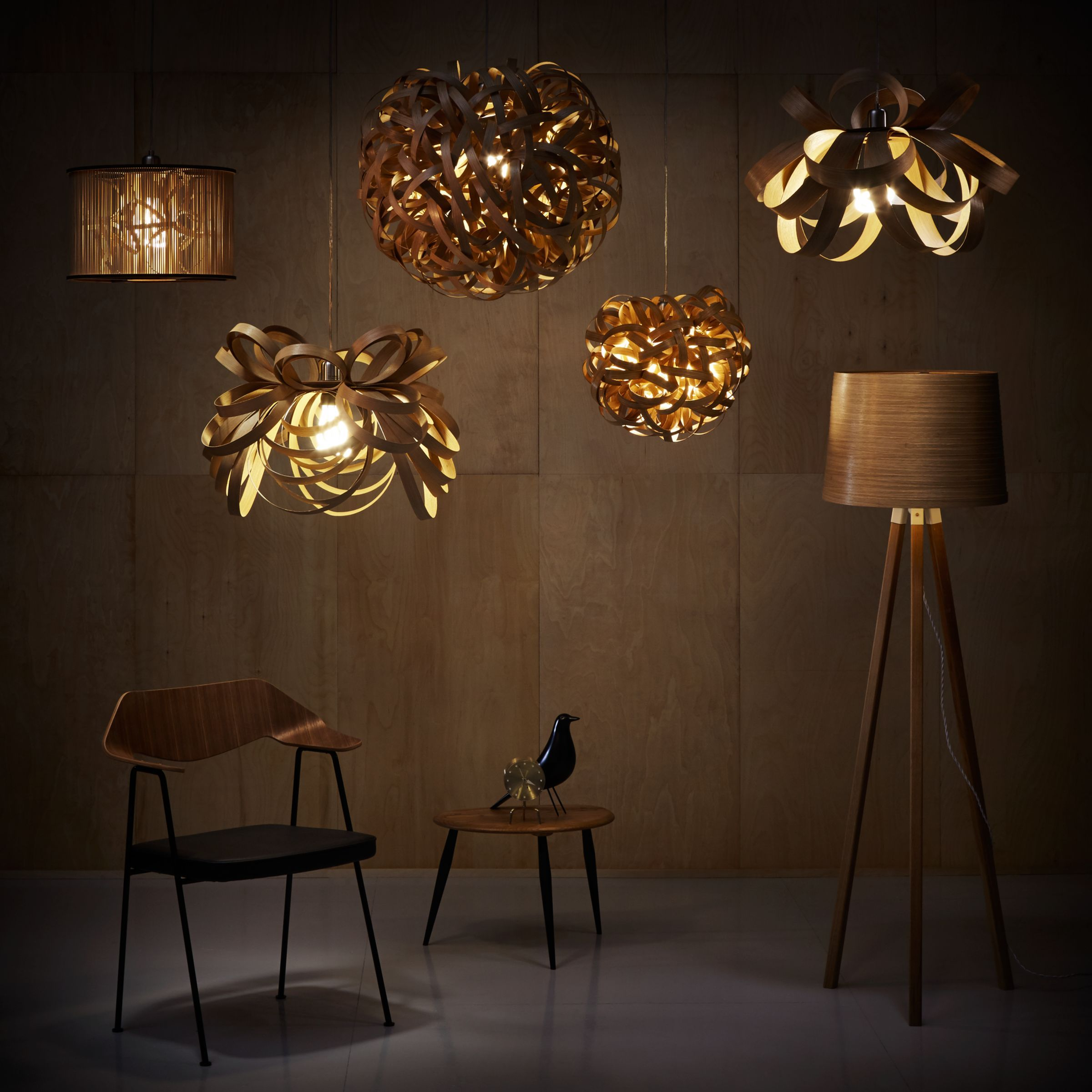 Tom Raffield Skipper Pendant Light 62cm Oak In 2020 Tom Raffield Pendant Light Cage Pendant Light