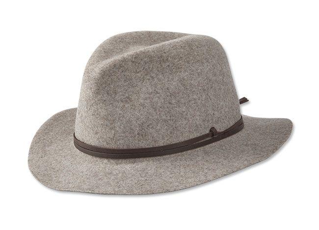 Just found this Wide Brim Wool Felt Fedora - Canyonlands Natural Felt Fedora  -- Orvis on Orvis.com! ae300e93f22