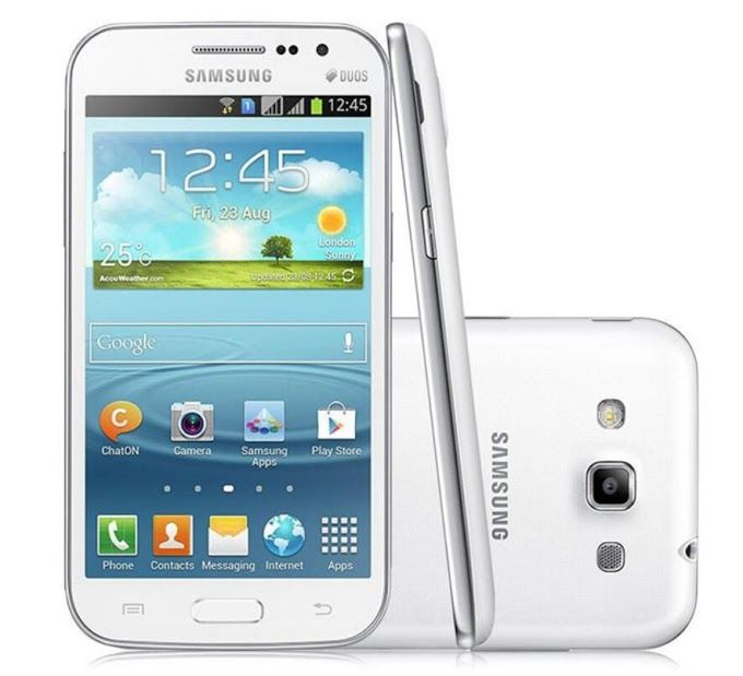 Samsung GT-I8552 Remove Pattern And Password Without Data