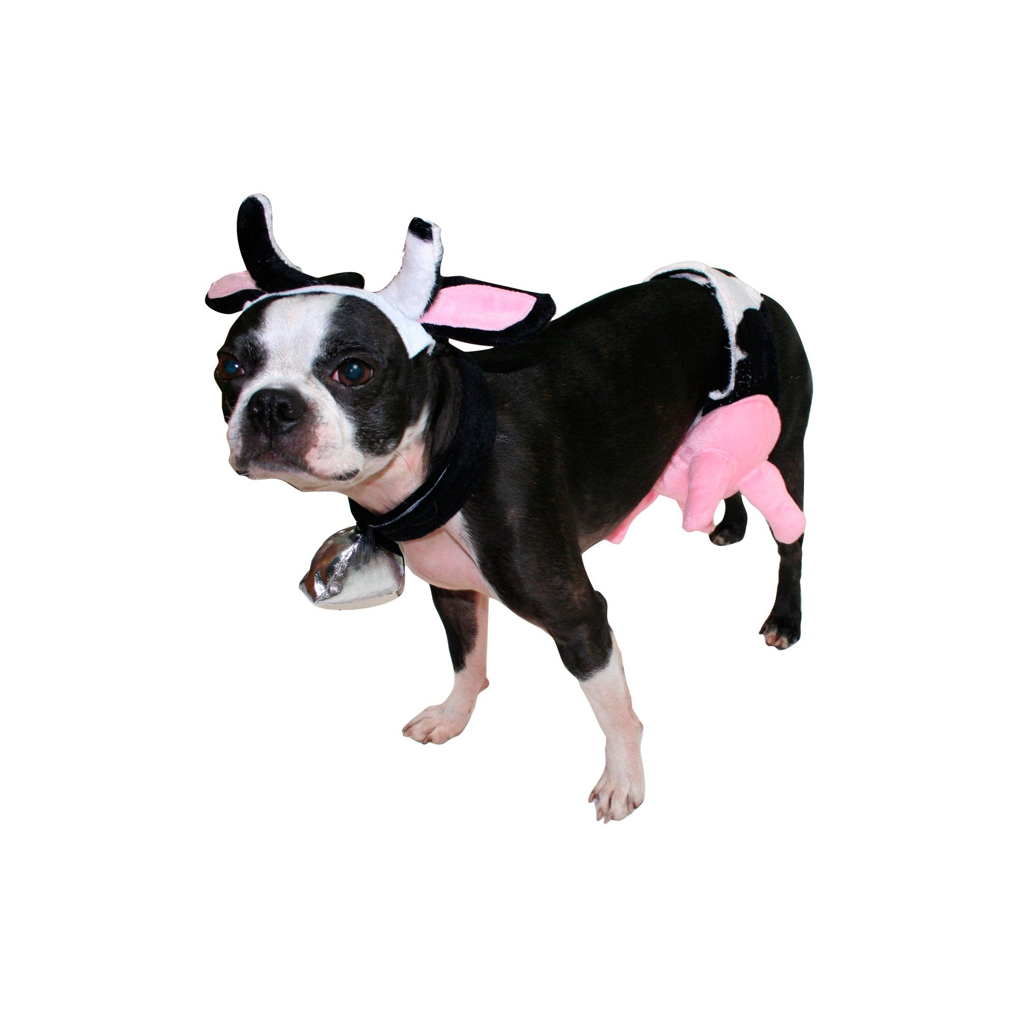 Cow Dog Costume Set L Xl Hyde Eek Boutique Black White