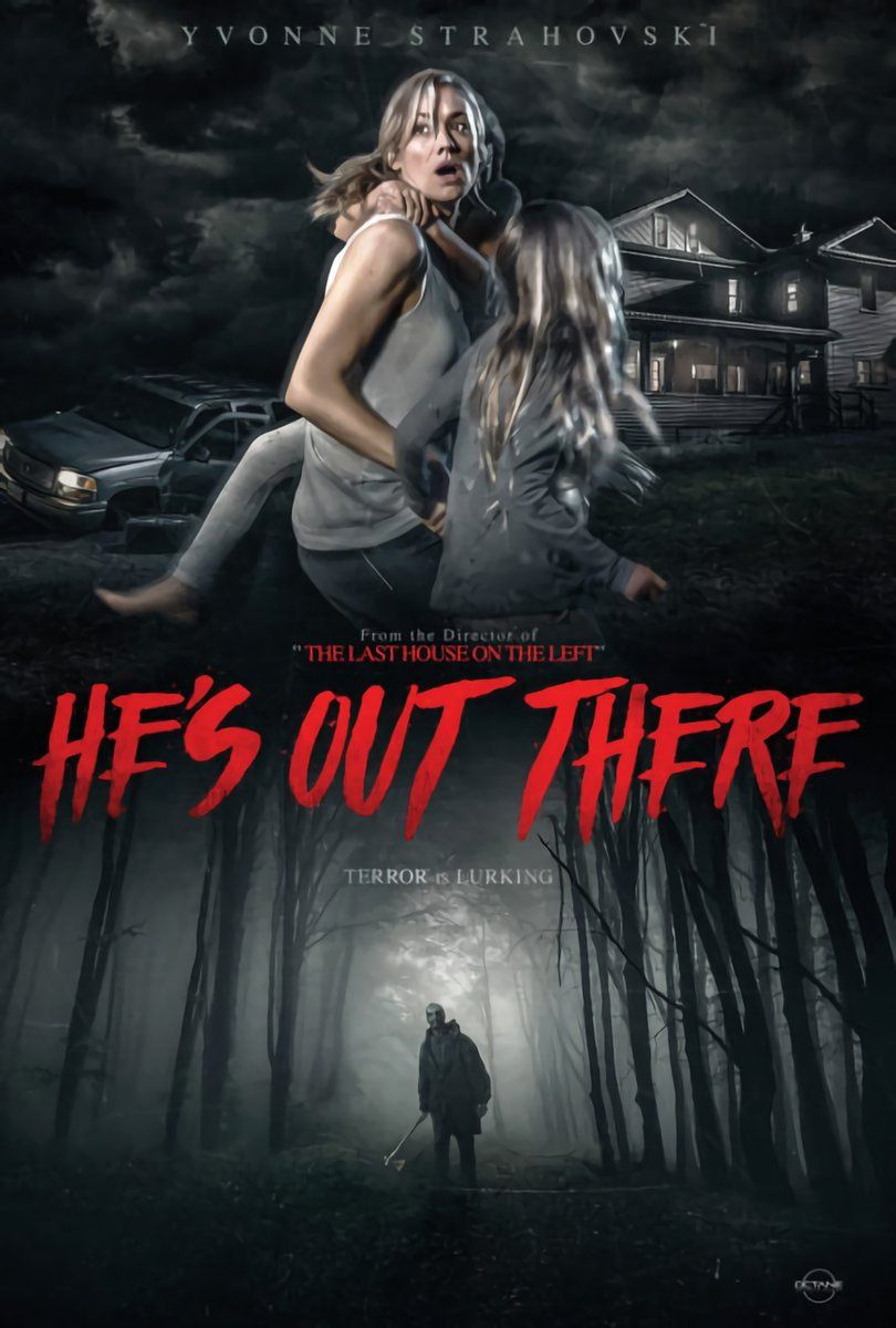 He's Out There USA, 2018 reviews Thriller movies