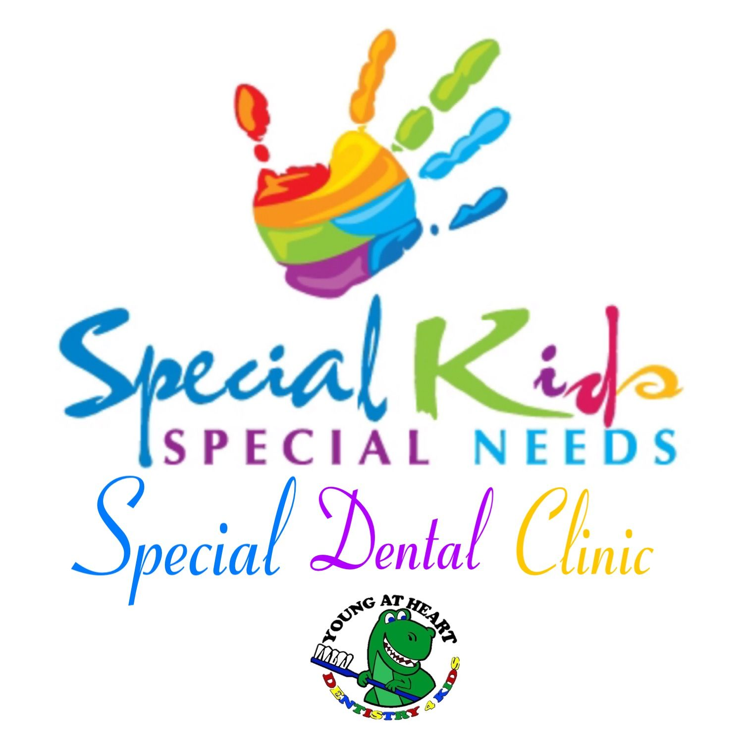 Special kids with special needs, need a special dental