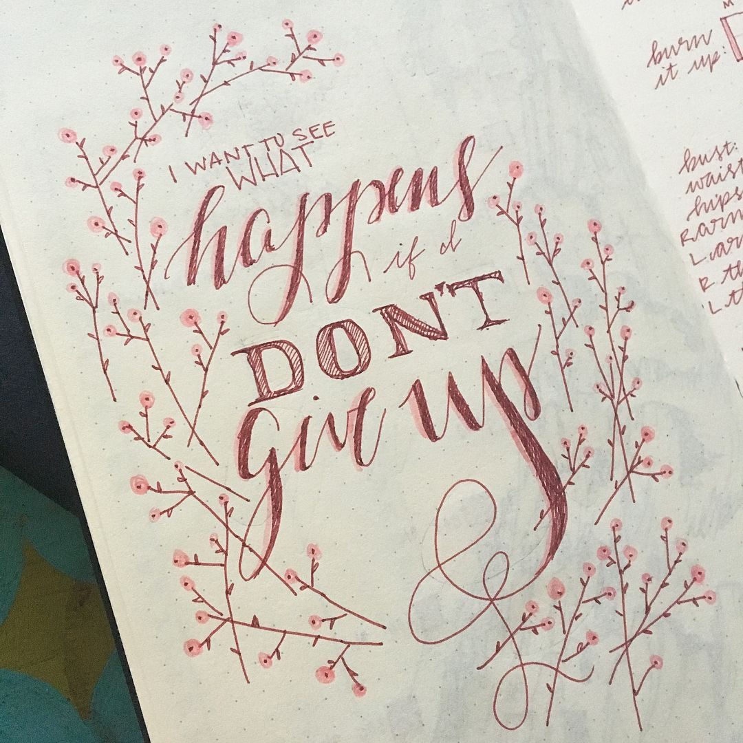 Empowering Quotes For Your Bullet Journal | My Style ...