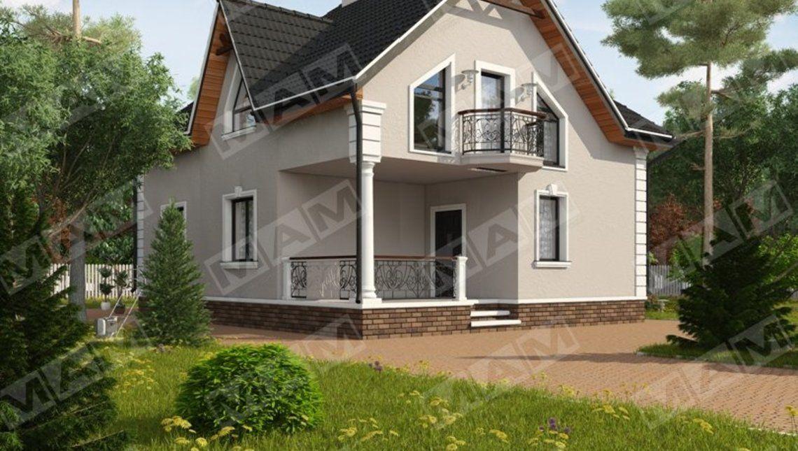проекты домов и коттеджей бесплатно чертежи и фото для ...