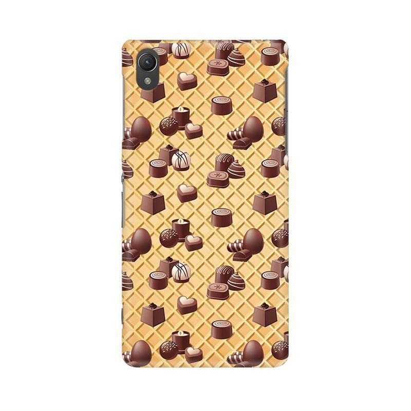 Eclair Love Phone Case for Sony Xperia Z2 L50W