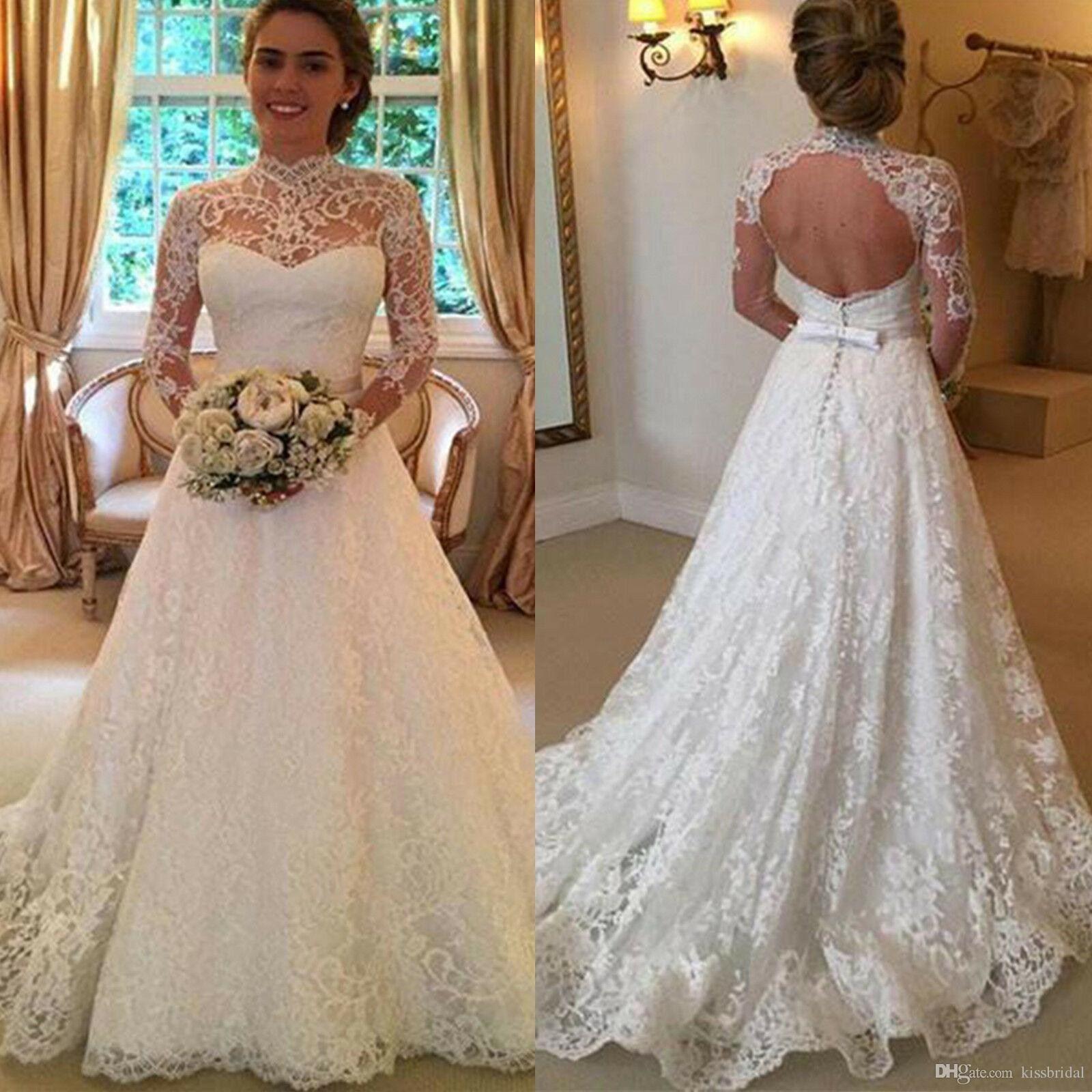59 Inspirational Long Sleeve Vintage Wedding Dresses Pictures Wedding Dress Gallery Long Sleeve Wedding Dress Lace Sheer Bridal Gown Wedding Gowns Lace [ 1600 x 1600 Pixel ]