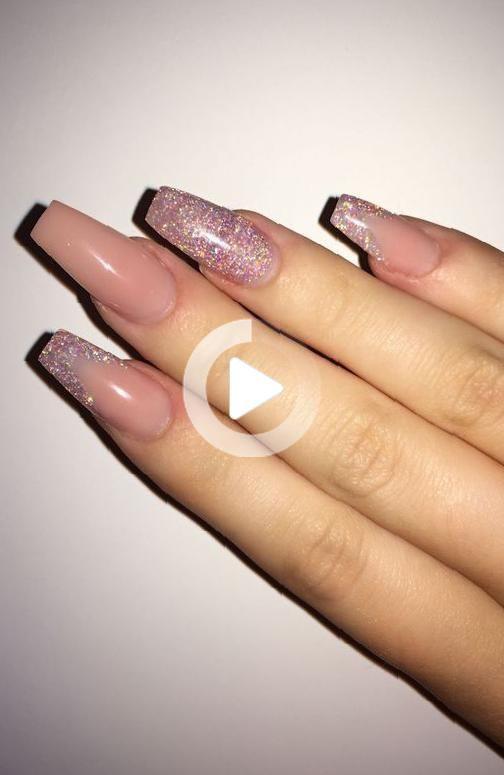37 Warm en Gevoelige Roze nagels ontwerpen voor de lente