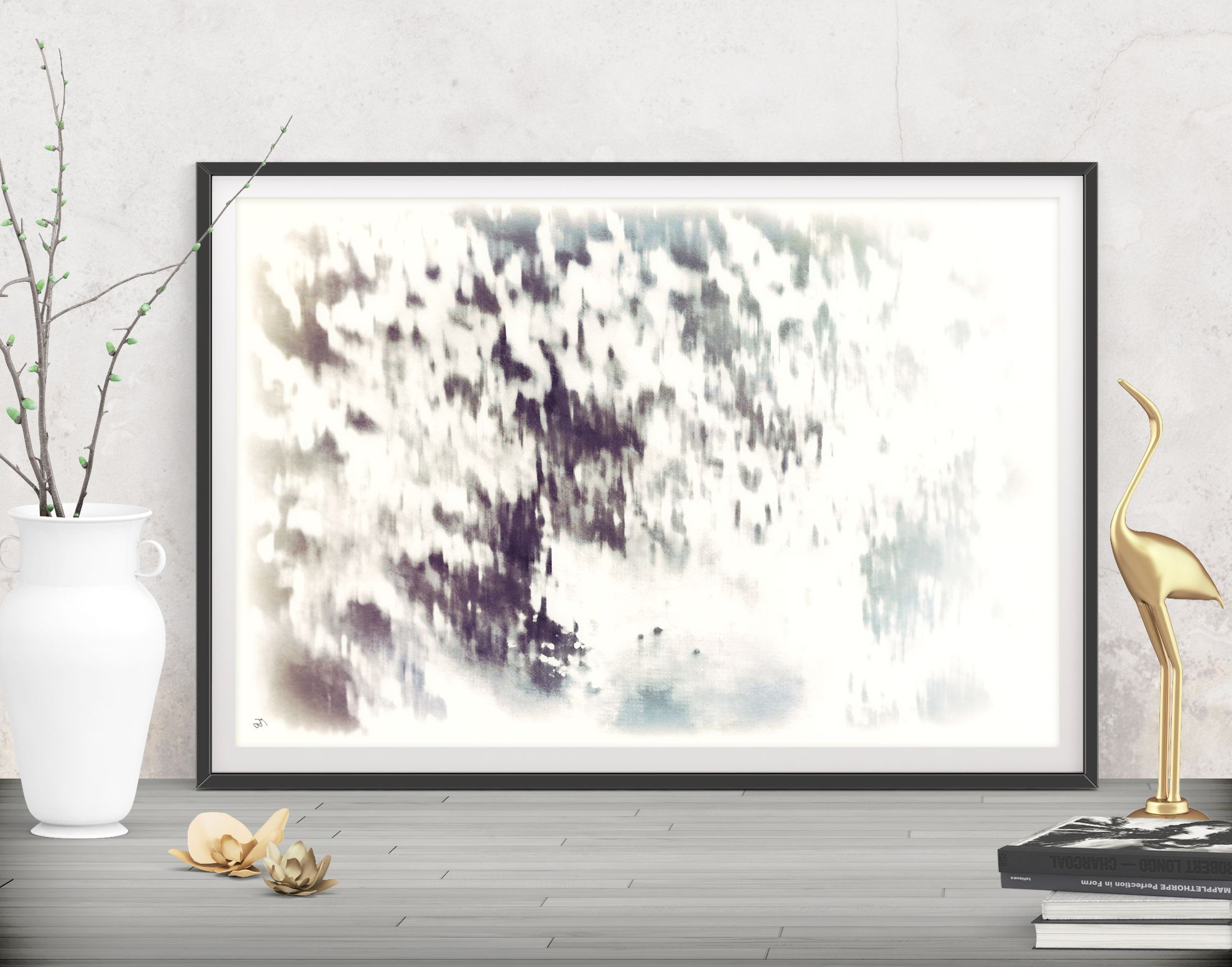 Gray Modern Decor Printable Art Digital Download Abstract Print Minimalist Large Wall Ideas Dining Room Gifts For Men
