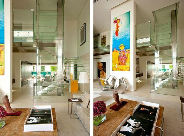 Exklusive moderne Residenz mit künstlerischem Flair #exklusive - exklusive moderne residenz kunstlerischem flair