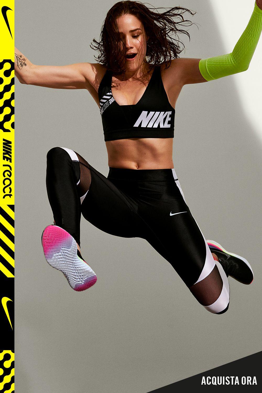 fitness abbigliamento uomo nike