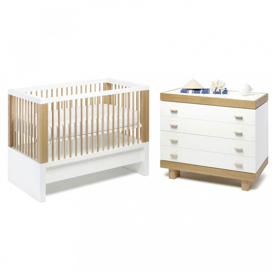 Maclaren Nursery Cabine Sleeper Crib Nursery Set   Cabine Set