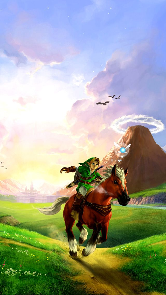 Legend Of Zelda Iphone Wallpaper Legend of zelda