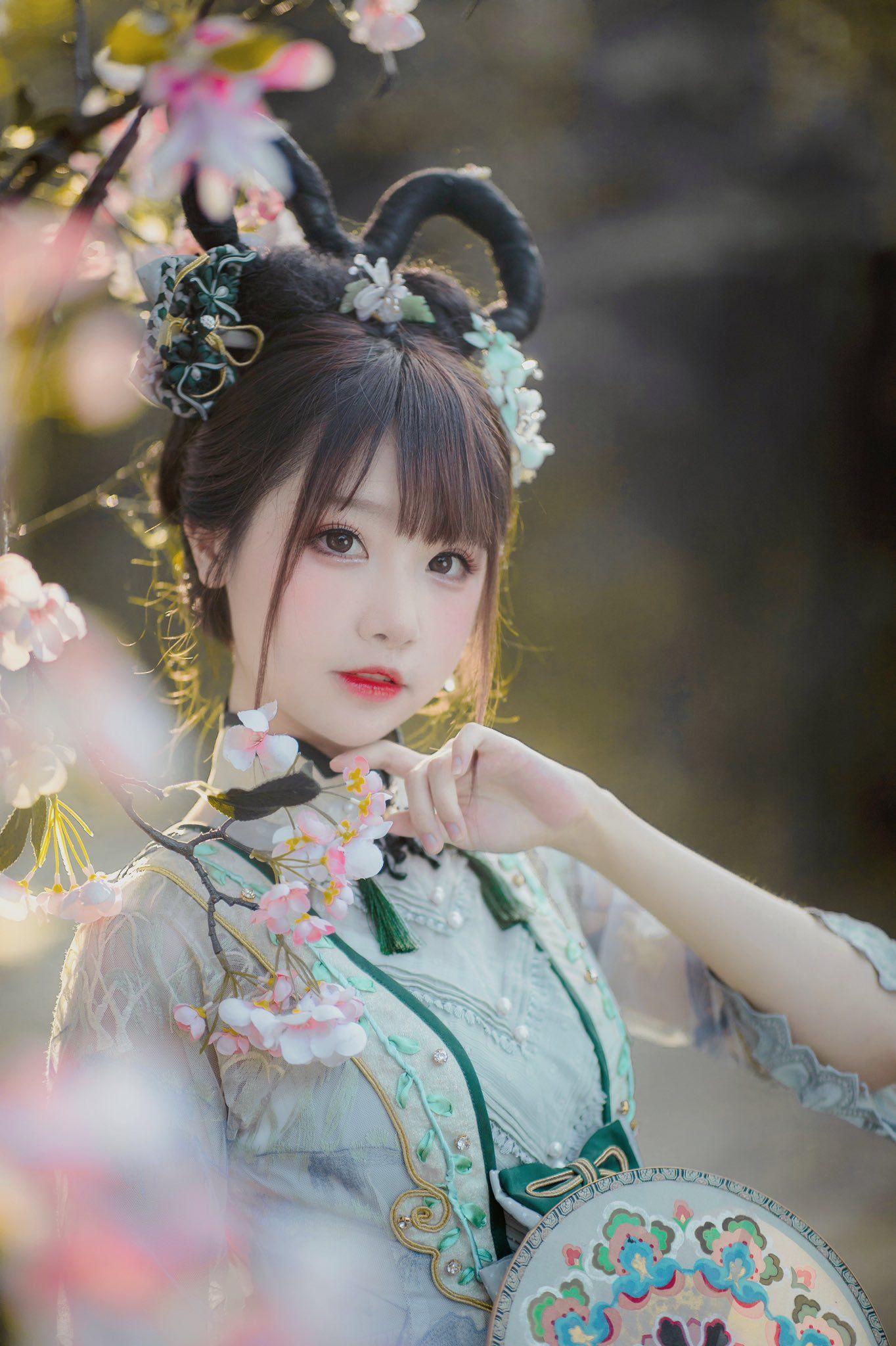 Asiatische Mädchen