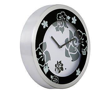 Relógio de Parede Flowers