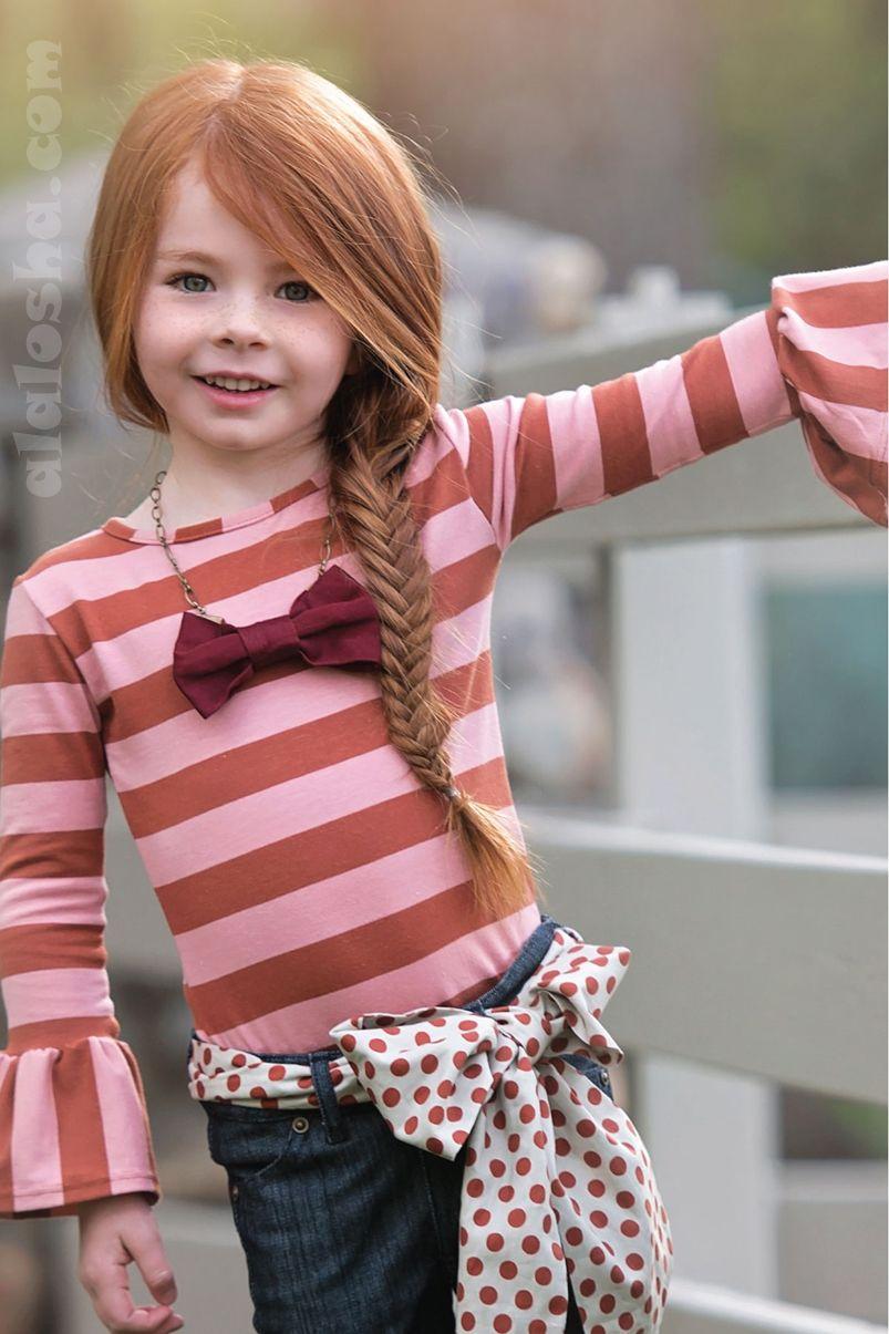 #ALALOSHA: #VOGUE #ENFANTS: #Autumn Splendor with #Persnickety #fw14 #Inspiration #childrenswear #girlswear #kidswear #voguebambini