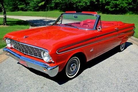 1964 Ford Falcon Convertible Ford Falcon 1964 Ford Falcon 1964
