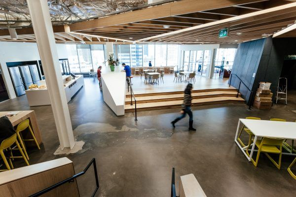 New Microsoft Offices Boast Ultramodern Design And Stunning Views    Microsoft Life