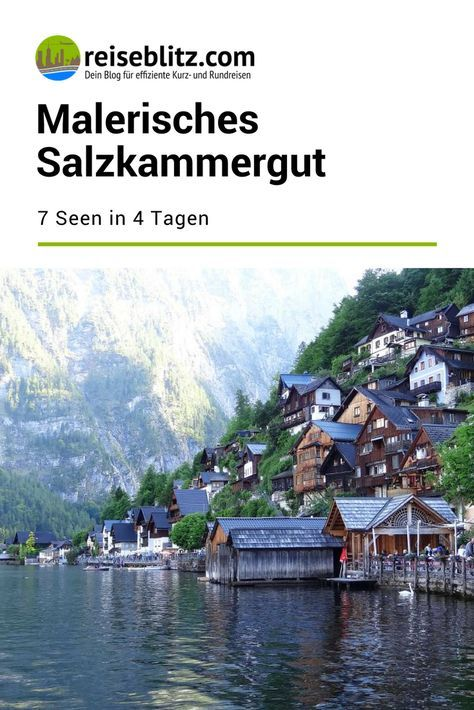 Photo of Picturesque Salzkammergut: 7 lakes in 4 days