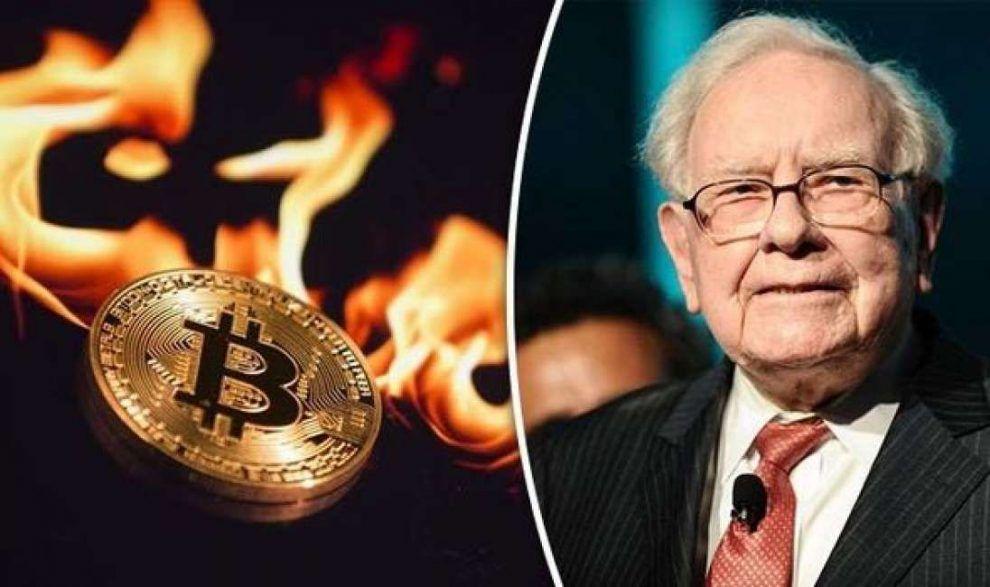 bitcoinisgamingnotinvestment Warren buffett, Bitcoin