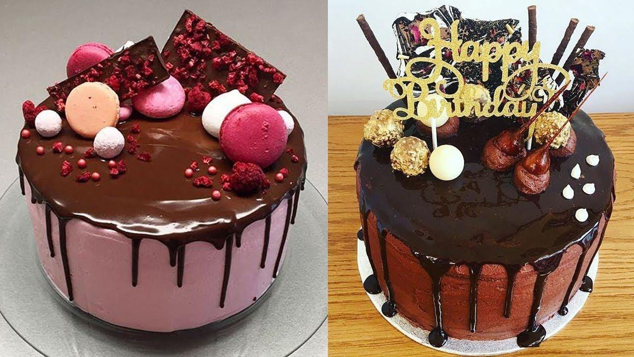 How To Make Chocolate Cake Decorating Ideas Cake Style 30 Amazing Chocolate Cake Decorating Economi Cake Decorating How To Make Chocolate Fashion Cakes