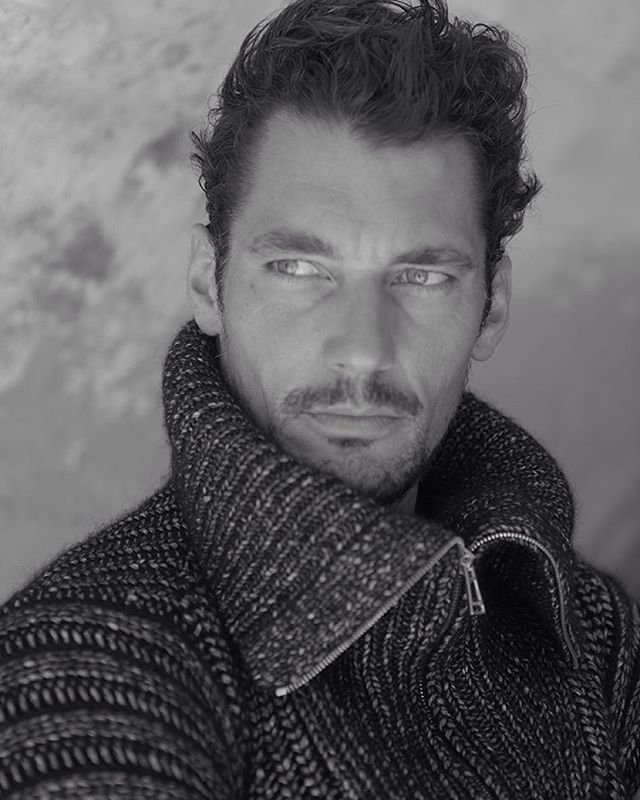 This is sooooo perfect! I Can't even  New #DavidGandy for @7thmanmagazine  by @7thmanmagazine