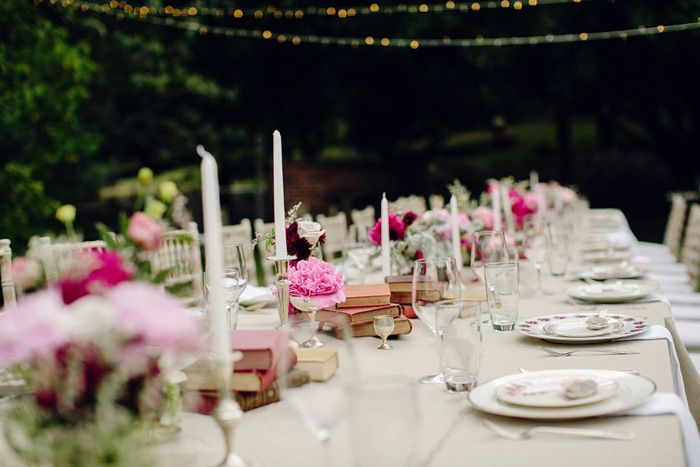 Vintage Chic 21st Birthday Party Pink Peonies