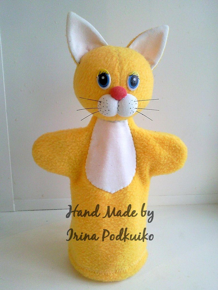 Игрушки перчатки для кукольного театра своими руками фото 486