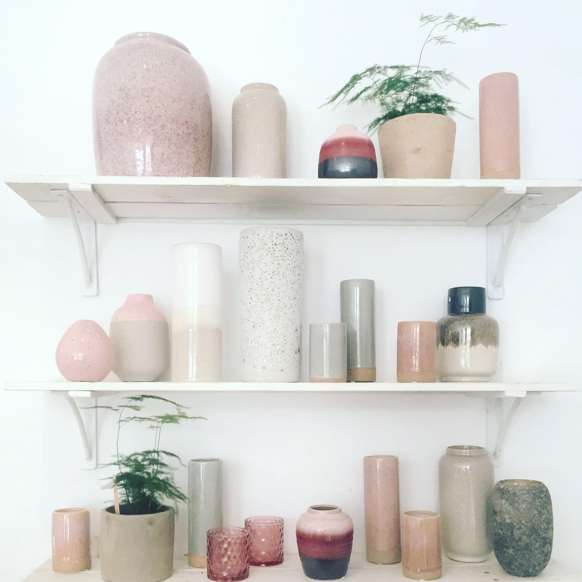 Vasen im Laden vasen laden berlin interior Shabby